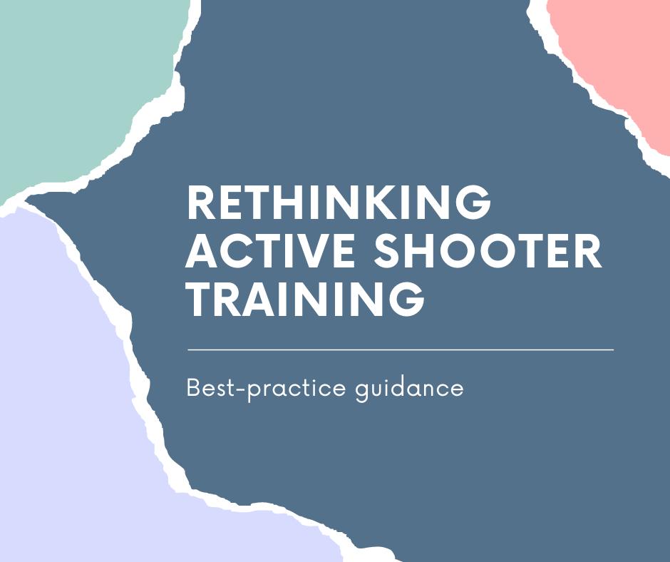 Best-practice guidance